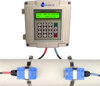 Flödesmätare Ultraljud LRF-2000S GENII