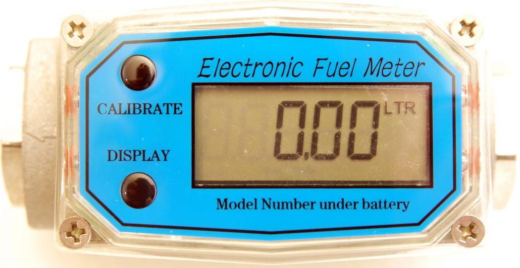 Turbinflödesmätare Diesel WLTFM