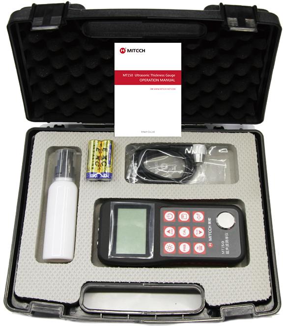 Godstjockleksmätare MT150 med väska