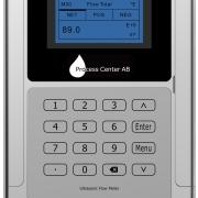 Flödesmätare Ultraljud LRF-3000S med utanpåliggande sensorer
