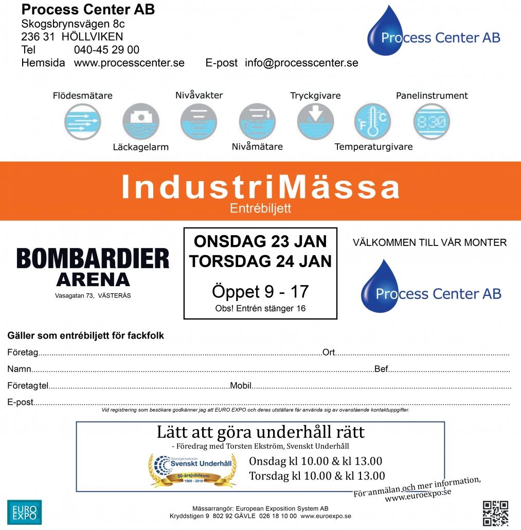Industrimässa Västerås