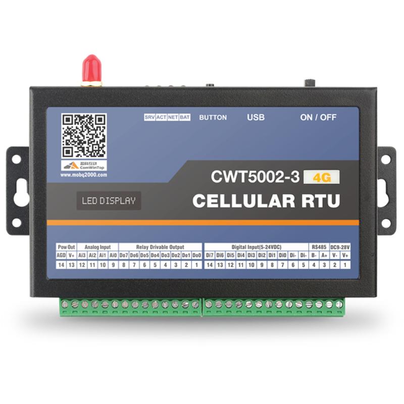Larmsändare, fjärrövervakning & styrning CWT5002-3