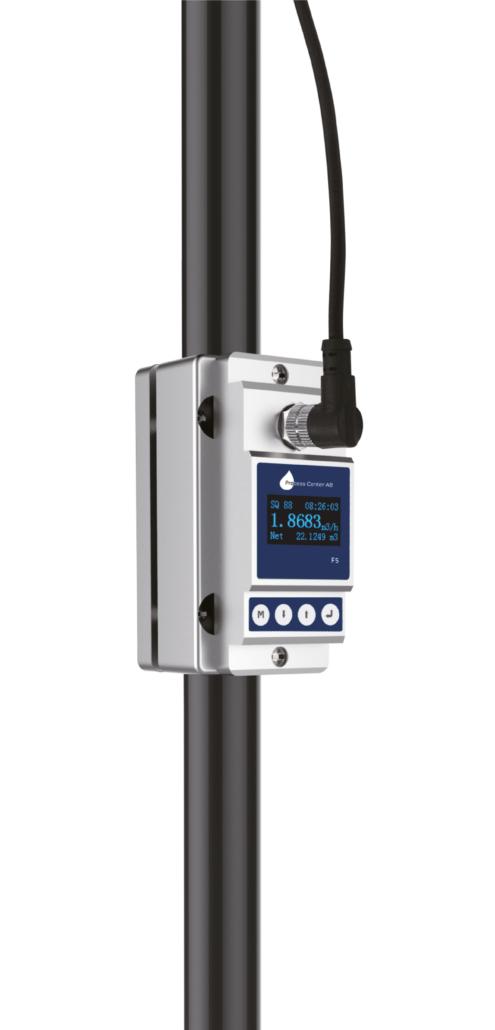 Flödesmätare Ultraljud Flow Watch