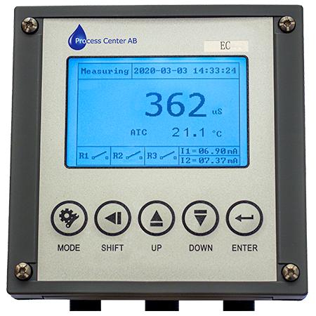 DDG-2080x KOnduktivitetsmätare Online