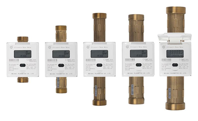 Flödesmätare Ultraljud för vatten