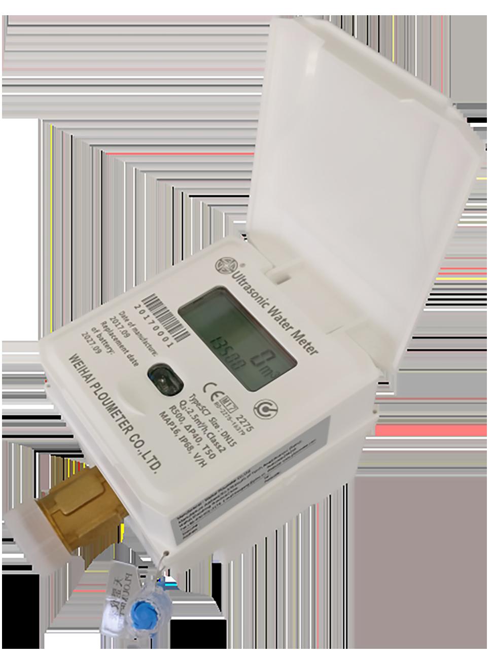Smart vattenmätare SC7 med kommunikation