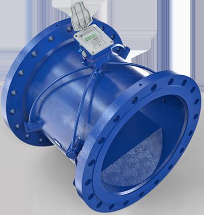 Vattenmätare SC7 DN300 med fläns